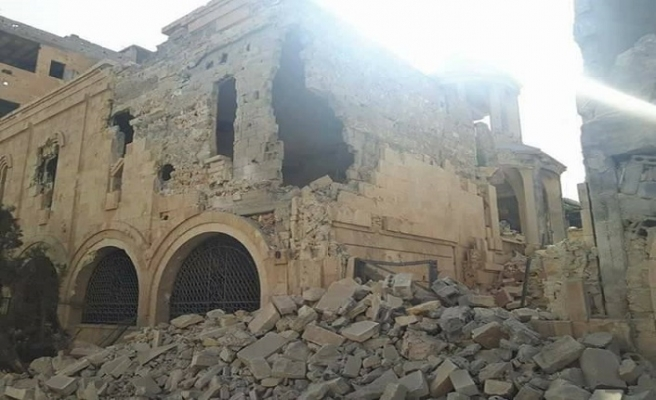 Deyrizor'da çatışmalar şiddetlendi