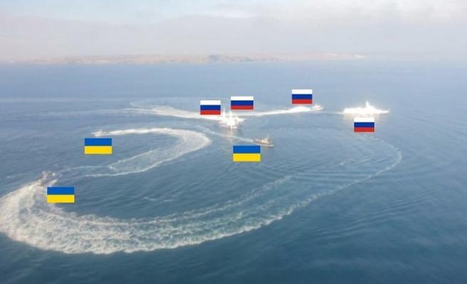 Dışişleri Azak Denizi konusunda endişeli
