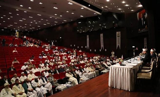 Dünya Müslüman Alimler Birliği yeni başkanını seçti