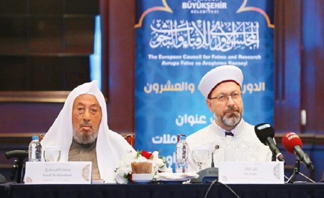 Dünya Müslüman Alimleri İslamofobiye çözümü konuştu