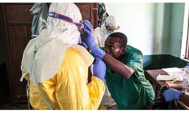 Kongo'da eboladan ölenlerin sayısı 147'ye çıktı