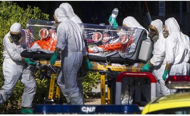 Ebola salgınından ölenlerin sayısı 163'e yükseldi