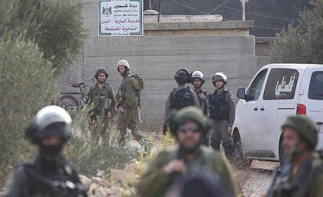 Yahudi yerleşimciler El Halil'de 5 Filistinliye saldırdı