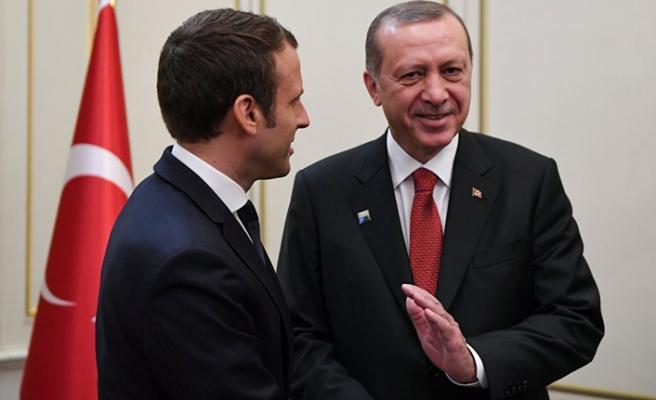 Erdoğan 10 Kasım'da Fransa yolcusu