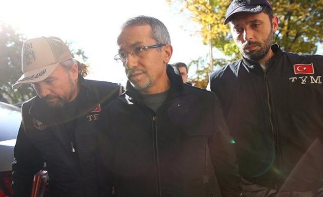 Eski cumhuriyet savcısı FETÖ üyeliğinden tutuklandı