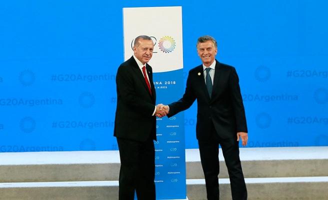 G-20 Liderler Zirvesi başladı