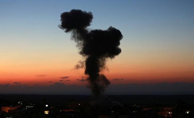 Gazze'de ateşkes ilanı