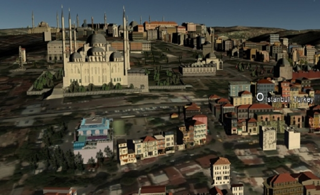 Harita savaşlarında Milli 'Google earth' dönemi