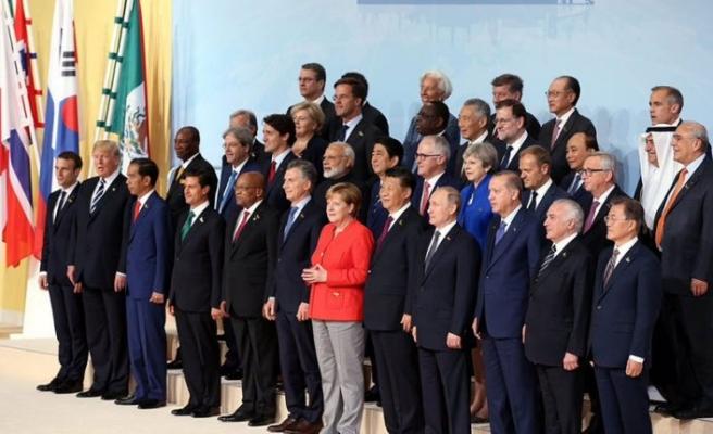 İki ülke arasında G-20 zirvesi öncesi kritik görüşme