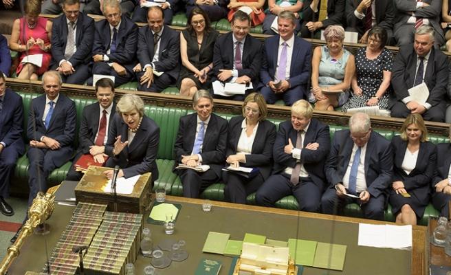İngiltere Başbakanı May için