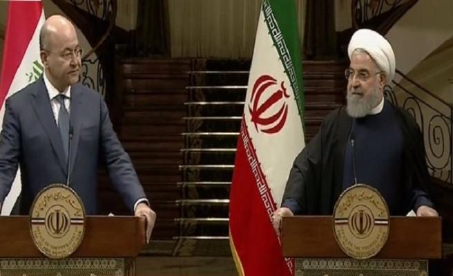 Irak ve İran liderleri buluştu