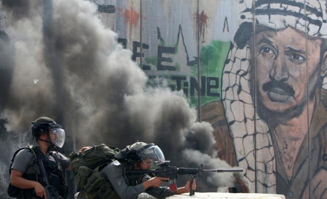 İsrail'e rağmen ülkelerine ve Kudüs'e sahip çıkan Filistinliler