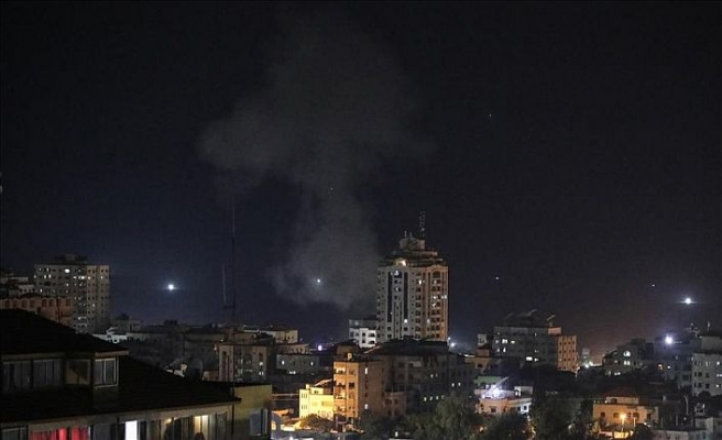 İsrail saldırdı: Gazze'de 7 Filistinli 1 İsrail askeri hayatını kaybetti
