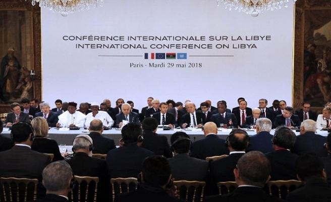İtalya'da kurulan Libya masasına Cumhurbaşkanı yardımcısı da gidecek