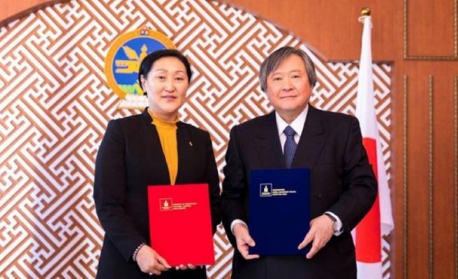 Japonya'dan Moğol öğrencilere bedava tıp eğitimi