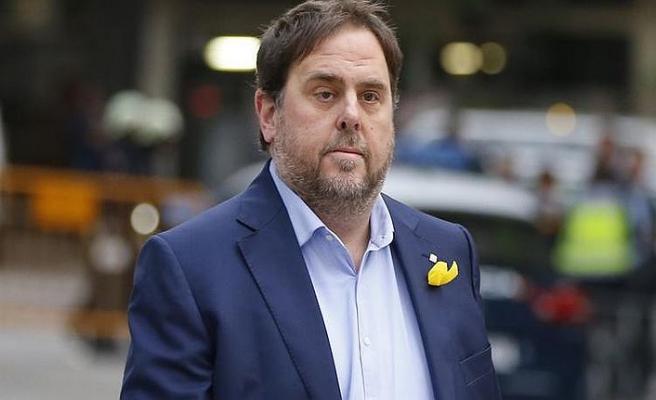 Katalan liderler için 25 yıl hapis istendi