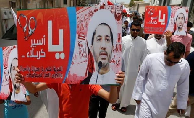 Bahreynli muhaliflere