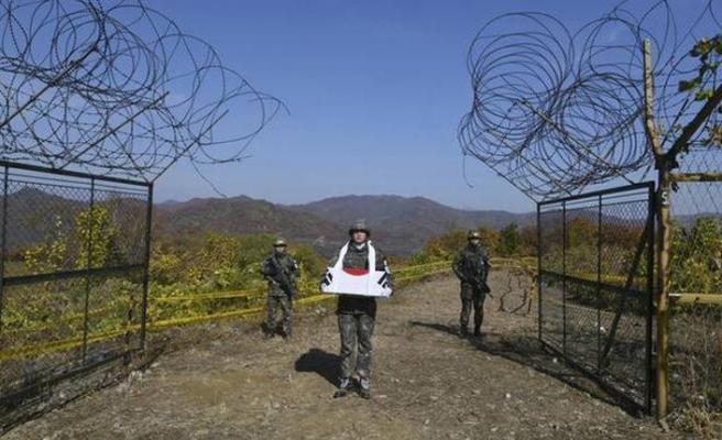 Kore'de uçuşa yasak bölge uygulaması başladı