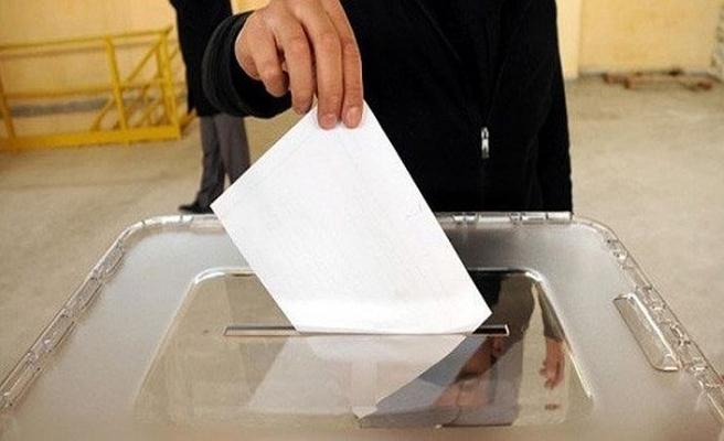 Kritik seçimde sandıklar açıldı
