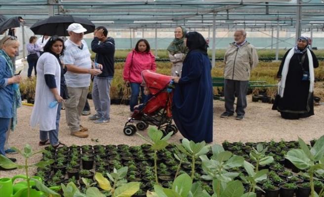 Kur'an-ı Kerim Botanik Bahçesi kuruldu