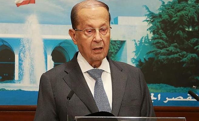 Lübnan lideri Suriye'ye dönenlerin akıbetinden habersiz