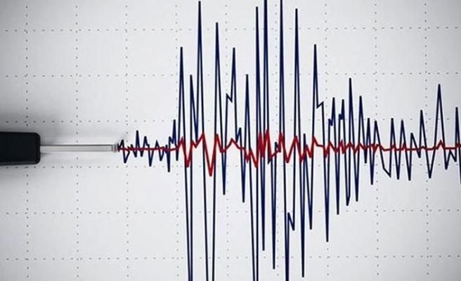 Marmara'da 4.3 büyüklüğünde deprem