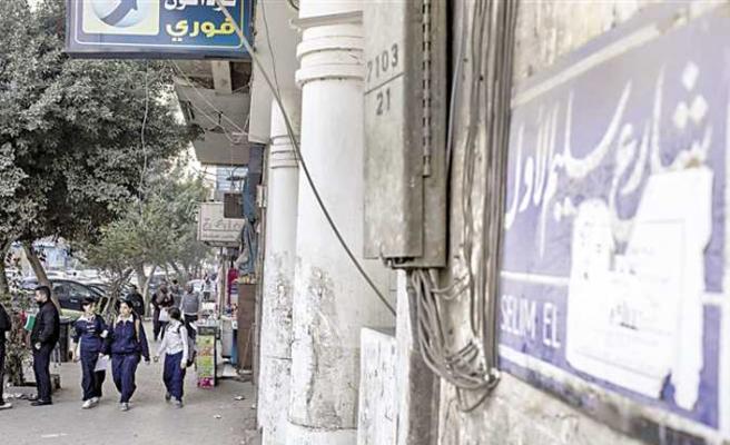 Mısır sokaklarından Müslüman Kardeşler'in isimleri siliniyor