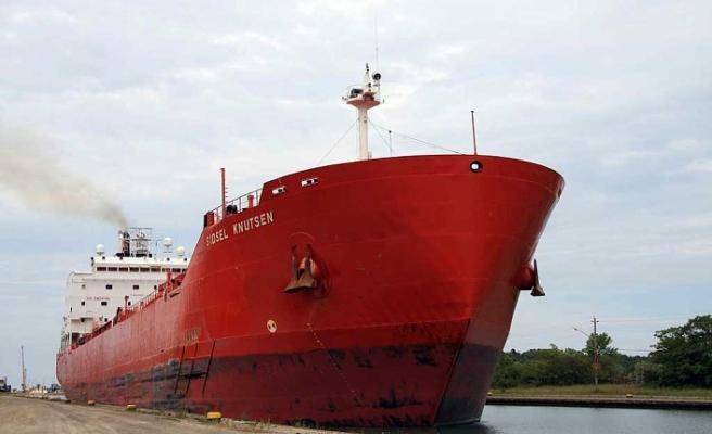 Norveç'te gemi kazası