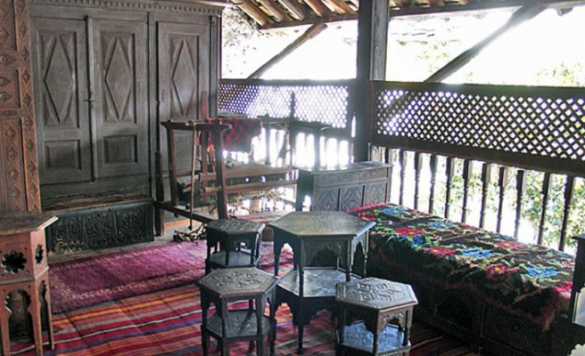Osmanlı Türk Evi özellikleri