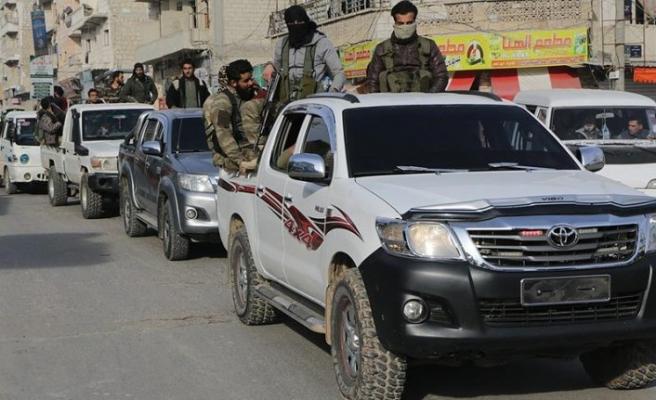 ÖSO Suriye'deki çetelere göz açtırmıyor