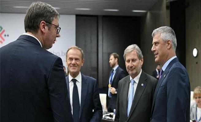 Sırp liderden Kosova buluşması öncesi mesaj
