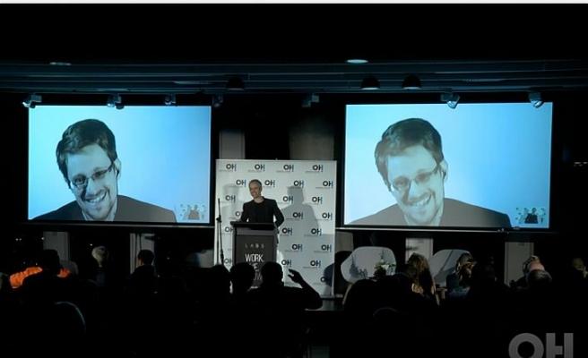 Snowden: Kaşıkçı, İsrail üretimi casus yazılımla takip edildi