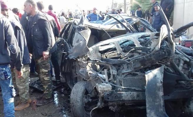 Suriye'de patlama: Türkiye teyakkuza geçti