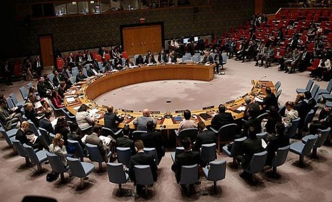 Suriye'deki kimyasal silahlar Birleşmiş Milletler Güvenlik Konseyinde görüşüldü