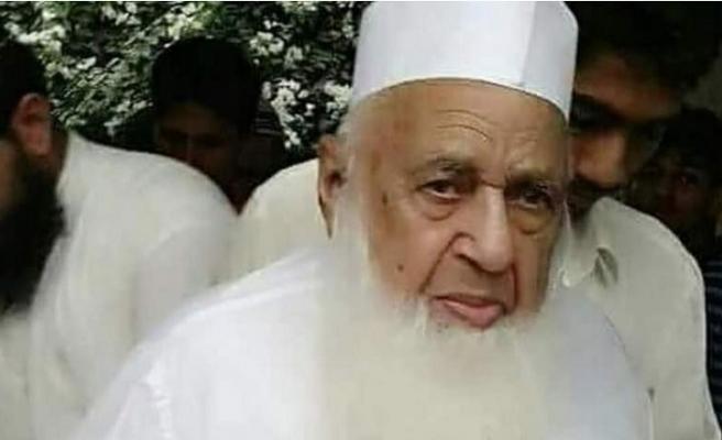 Tebliğ Cemaati'nin Pakistan Emiri Hacı Abdul Vahab vefat etti