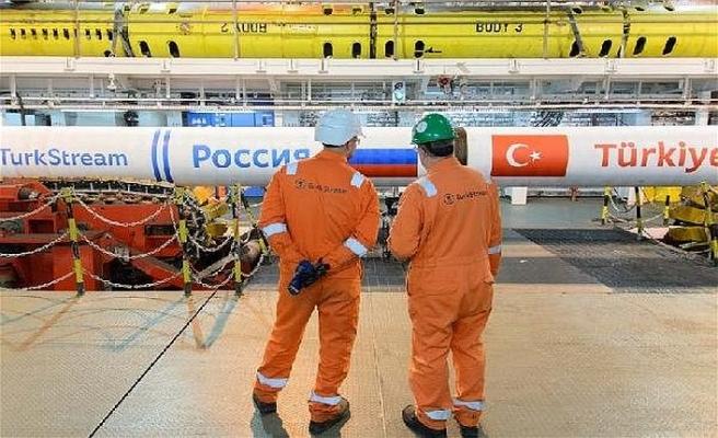 Türk Akımı Projesi'nde dev açılış Erdoğan ve Putin'i buluşturacak