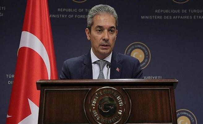 Türkiye'den Güney Kıbrıs'a sondaj tepkisi
