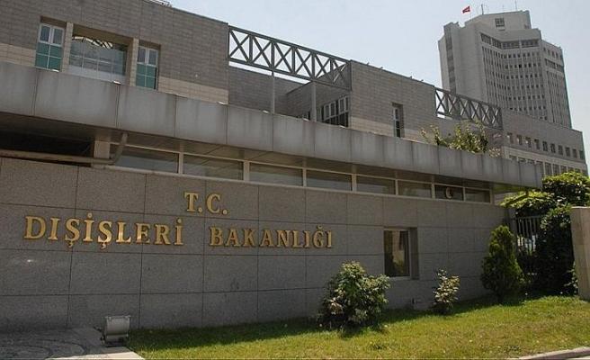 Türkiye'den Irak'taki terör saldırılarını kınadı