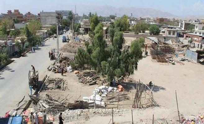Türkmenistan'dan Afganistan'a 500 kişilik cami