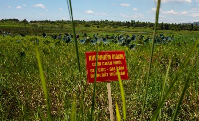 Vietnam'da topraktaki kimyasallar temizlendi, çocuklar aynı kaldı