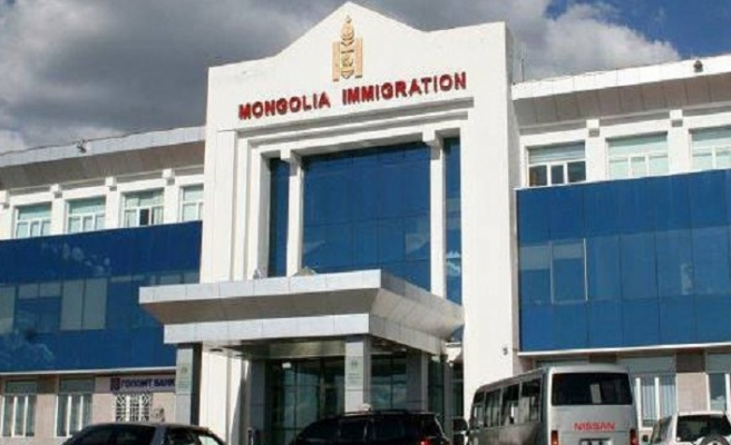 15'i Amerikalı 531 yabancı Moğolistan'dan sınır dışı edildi
