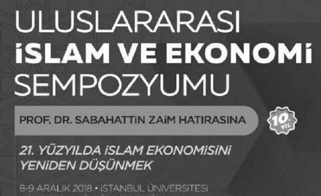 21. yüzyılda İslam ekonomisi yeniden düşünülecek