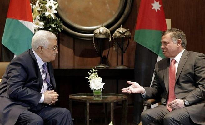 Abbas ve Ürdün Kralı Batı Şeria için buluştu