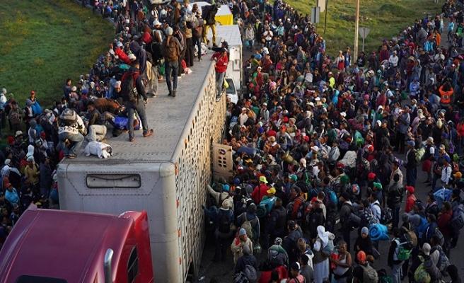 ABD göçmenlere çözüm arıyor