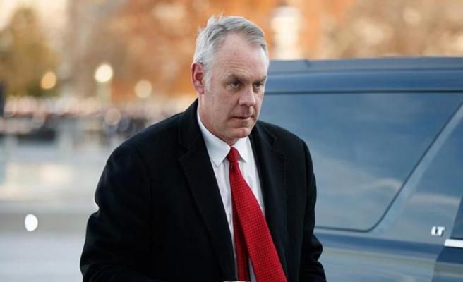ABD İçişleri Bakanı da görevinden ayrılıyor