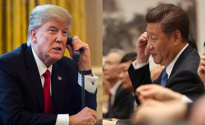 ABD ile Çin arasında telefon diplomasisi,