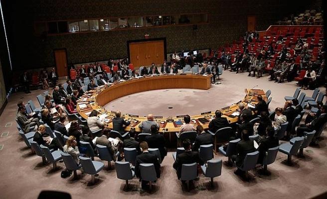 ABD'nin Hamas teklifi BM'de reddedildi