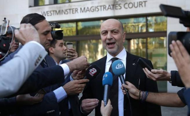 Adalet Bakanlığı'ndan Akın İpek açıklaması