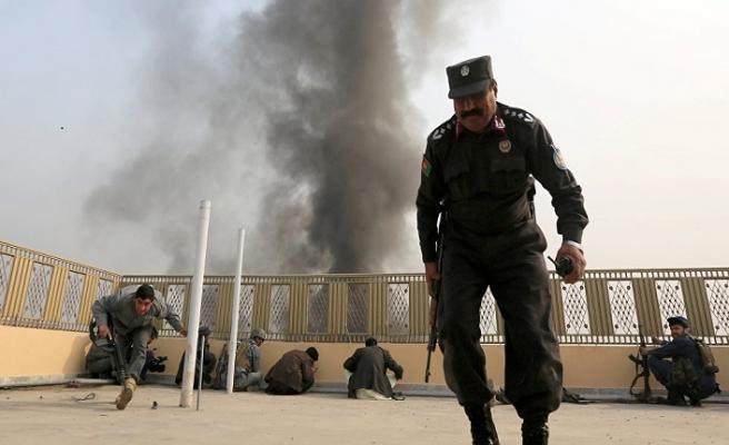 Afganistan'da Taliban'a operasyon