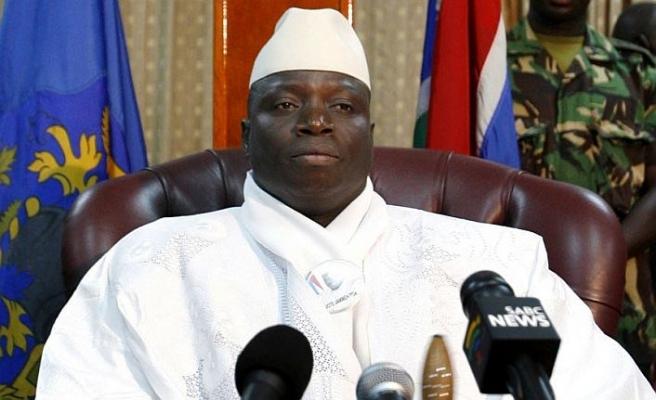 Afrikalı eski liderin ABD'ye girişi yasaklandı